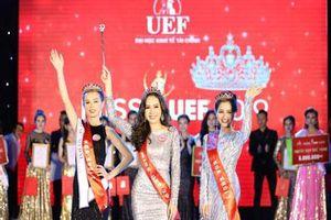 Ngắm nhan sắc nữ sinh vừa đăng quang hoa khôi ĐH Kinh tế tài chính 2019