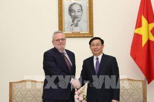 USCC ủng hộ Mỹ mở cửa cho doanh nghiệp Việt Nam