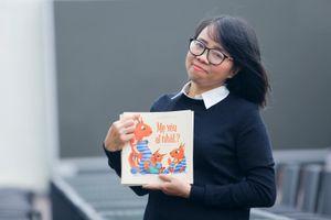 Tác giả Huỳnh Mai Liên: 'Sẽ chẳng có gì ví được như tình mẹ - con'
