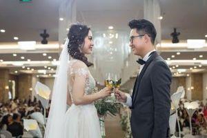 MC Chuyển động 24h Dương Sơn Lâm nhắn nhủ vợ đầy xúc động trong ngày cưới