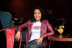 Thanh Tina – người phụ nữ 'quyến rũ' trên những chiếc phân khối lớn