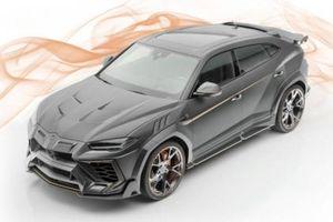 Lamborghini Urus Venatus của Mansory 'dữ tợn' và siêu hầm hố
