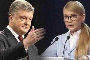 Lộ diện ứng viên 'nặng kí' cho ghế Tổng thống Ukraine