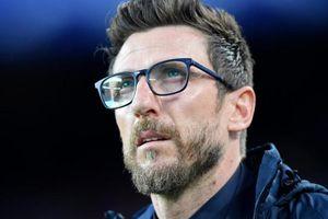 AS Roma sa thải HLV trưởng, chuẩn bị bổ nhiệm 'người cũ'