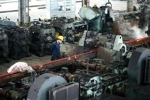 Sản lượng thép thô tăng gần 76% trong 2 tháng đầu năm