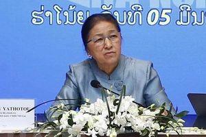 Chủ tịch Quốc hội Lào Pany Yathotou kết thúc chuyến thăm, làm việc tại Việt Nam