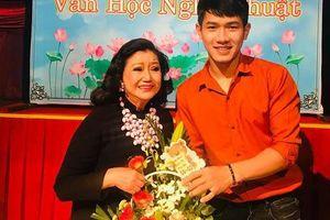 NSND Kim Cương: 'Không có vai chính, chỉ có nghệ sĩ dở'