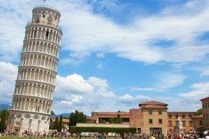 Vì sao tháp nghiêng Pisa nghiêng mãi nhưng không đổ?