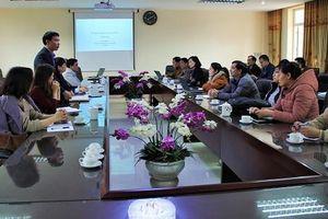 Chuyên gia Australia tư vấn nâng cao năng lực NCKH cho giảng viên Việt Nam