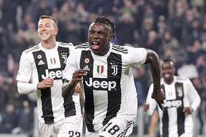Vắng Ronaldo, Juventus vẫn 'băng băng về đích' tại Serie A