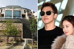 Rain và Kim Tae Hee mua hai căn nhà ở khu đắt nhất Hàn Quốc