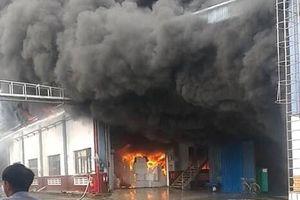 Liên tục xảy ra hỏa hoạn, nhà xưởng cháy, công nhân mất việc làm
