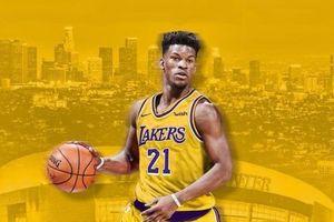 Lakers có thể ký hợp đồng khủng với Jimmy Butler