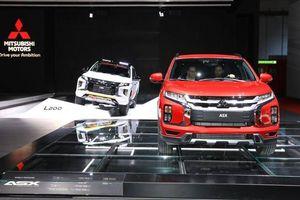 Mitsubishi chính thức ra mắt Outlander Sport 2020