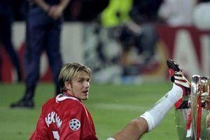 David Beckham - Từ 'kẻ bị nguyền rủa tại nước Anh' đến biểu tượng bóng đá thế giới