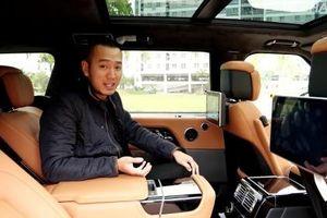 nh giá xe Range Rover P400e giá 10 tỷ, động cơ Xăng pha Điện