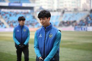 Trực tiếp Incheon United vs Gyeongnam: Công Phượng dự bị, chờ vào sân ở hiệp 2