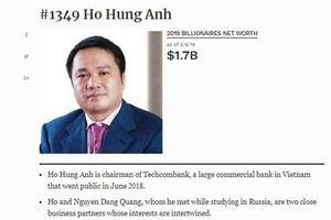 Hồ Hùng Anh - Nguyễn Đăng Quang: Hai người bạn trở về từ Đông Âu trở thành tỷ phú USD