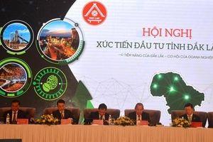 Phó Thủ tướng Thường trực Trương Hòa Bình chủ trì Hội nghị xúc tiến đầu tư tỉnh Đác Lắc