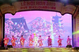 Rực rỡ lễ Hội hoa Anh đào - Mai vàng – Yên Tử 2019