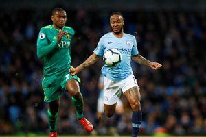 Trọng tài 'bẻ còi', Man City tạm gia tăng cách biệt với Liverpool lên thành 4 điểm