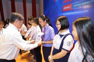 Hơn 4000 học sinh dự thi vòng 2 cuộc thi English Champion