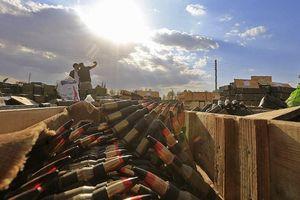 Quân đội Syria phát hiện được lô tên lửa phòng không 'khủng' ở phía nam Damascus