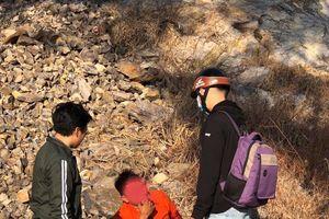 Nam thanh niên chấn thương nặng sau khi rơi từ độ cao 40 mét khi leo núi