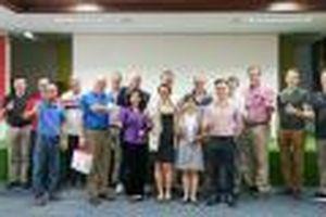 Đoàn các doanh nghiệp xuất khẩu Canada đến thăm Tập đoàn Tân Hiệp Phát