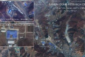 Chuyên gia Mỹ: Triều Tiên chuẩn bị phóng tên lửa tại bãi phóng Sanumdong