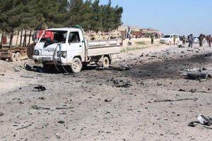 Syria: IS đánh bom xe đẫm máu, nhiều người Kurd ở Manbij bị thương