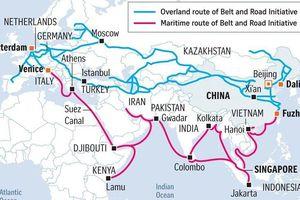 Phương pháp Trung Quốc xây dựng 'vành đai - con đường' tại Nam Á?