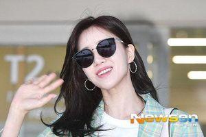Eun Jung (T-ARA) rạng rỡ đến Việt Nam để quay phim?