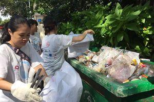 TP.HCM: Phát động Ngày làm sạch rác thải nhựa 2019