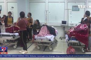 Nổ bình ga trên tàu khiến 6 ngư dân viên bị thương