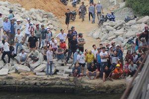 Tìm thấy thi thể người đàn ông nhảy cầu Tam Kỳ