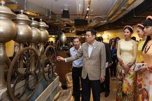 Có gì bên trong 'Triển lãm lịch sử cà phê thế giới' tại Đắk Lắk