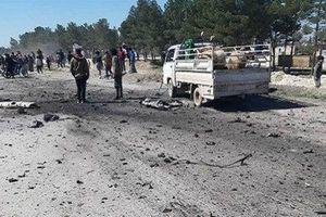 Syria: Đánh bom liều chết nhằm vào đoàn xe quân đội Mỹ, 8 người thiệt mạng