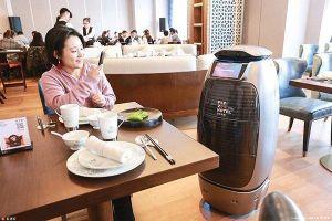 Tham vọng tự động hóa ở Trung Quốc