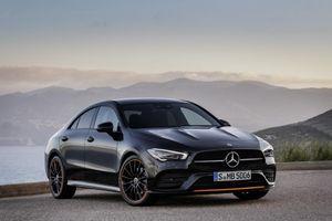 Mercedes-Benz CLA 2019 - coupe 'giá rẻ' trong phân khúc hạng sang
