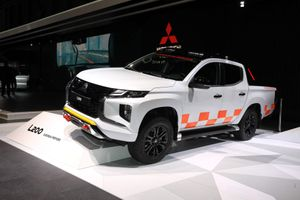 Mitsubishi Triton có mặt tại châu Âu, trang bị bỏ xa bản VN