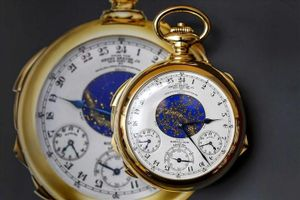 Mãn nhãn đồng hồ 560 tỉ đồng, hiện bản đồ sao trên bầu trời New York