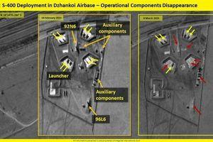 Israel phát hiện trận địa S-400 đặc biệt tại Crimea