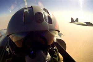 Lý do bất ngờ khiến Mỹ phải rút F-22 khỏi Trung Đông