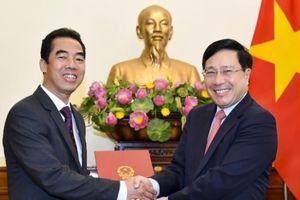 Thứ trưởng Bộ Ngoại giao vừa được Thủ tướng bổ nhiệm là ai?