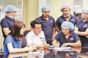 Hỗ trợ cải thiện đời sống công nhân lao động qua Quỹ CEP