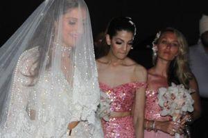 Nữ tỉ phú Ấn Độ xúc động sau đám cưới 'khủng' tại Phú Quốc