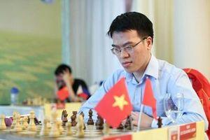 Quang Liêm về đích thứ ba tại Giải cờ vua Spring Classic