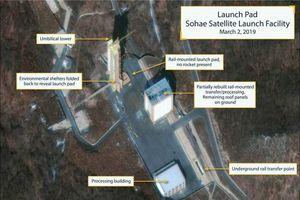 Mỹ 'nhìn thấy chính xác' những gì Triều Tiên đang làm