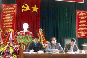 Tổng Giám đốc và Chủ tịch Công đoàn Vinapaco gặp mặt đối thoại trực tiếp với người lao động